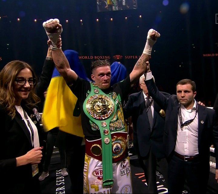 WBC News: Usyk vs Briedis; Olympic Boxing; More #BoxingNews #TopStoriesBoxing #allthebelts #boxing
