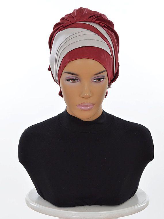 Ready to wear Hijab Code: HT-197 Hijab Muslim Women by HAZIRTURBAN