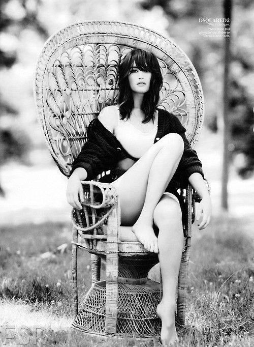 ghfor:  Gemma Arterton – InStyle magazine - Octobre 2013
