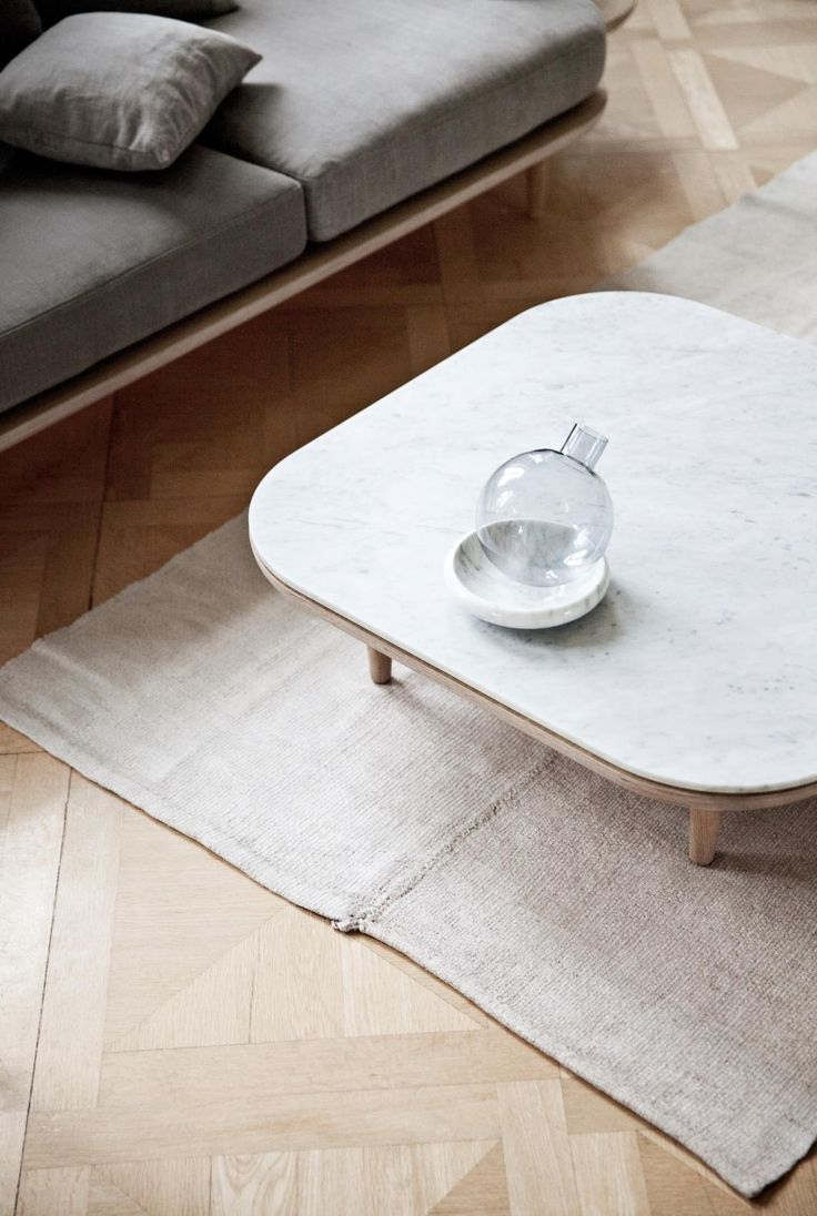 STYLE SCANDINAVE Table basse FLY via Goodmoods