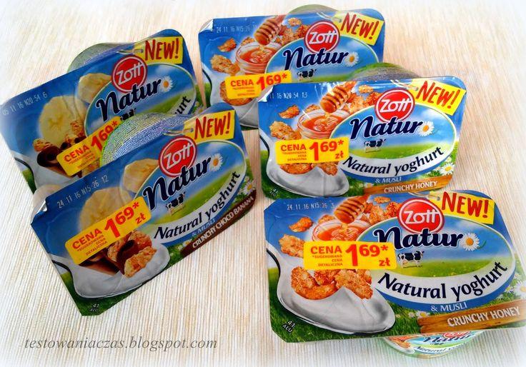 Większość jogurtów pysznej kampanii Zott Primo (Natur) została już zakupiona i przetestowana, także możemy podzielić się naszymi opiniami o nich. Zdobycie jogurtów nie było łatwe, ale większość smaków dodatków mieliśmy okazję poznać.Opinie, skład, cena...