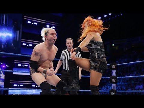 Becky Lynch vs. James Ellsworth (FULL Match): Smackdown Live Nov. 7. 2017 (HD) - YouTube
