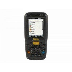 WASP 633808928117 DT60 - Data collection terminal - Windows Embedded Handheld 6.5 - 512 MB - 2.7 inch color TFT ( 320 x 240 ) - barcode reader - microSD slot - Wi-Fi by Wasp Technologies. UPC: 633808928117. Weight: 1.500 lbs.