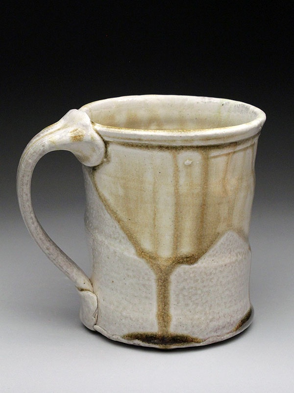 Josh deweese mug at mudfire gallery pots clay such for Mug handle ideas