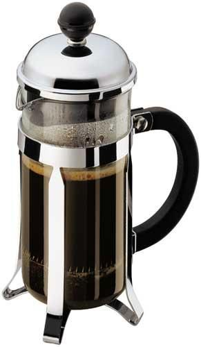 How did I ever live without you? Bodum Chambord FRENCH Coffee PRESS 8 cup. Obsessed with mine! Thank you Jaxon !