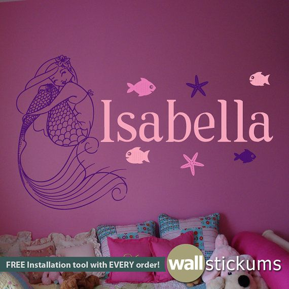 1000 Ideas About Name Wall Art On Pinterest: 1000+ Ideas About Wall Art Decal On Pinterest