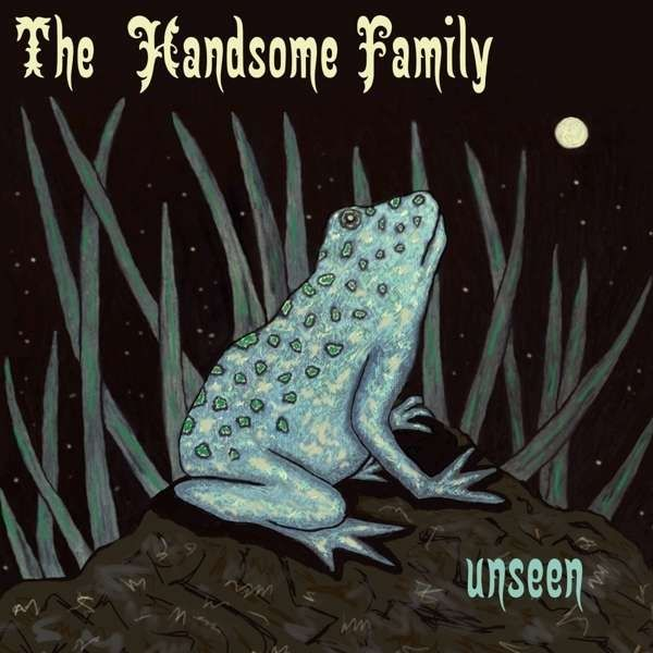 The Handsome Family - Unseen (vinyl)