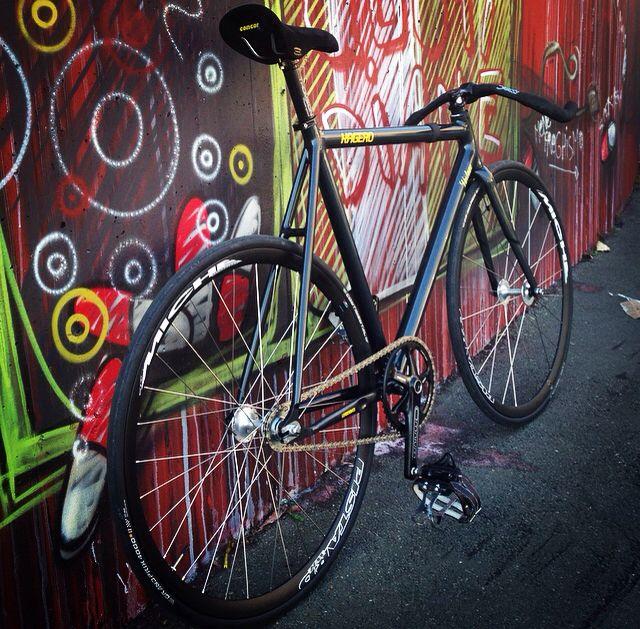 Kagero fixed bike