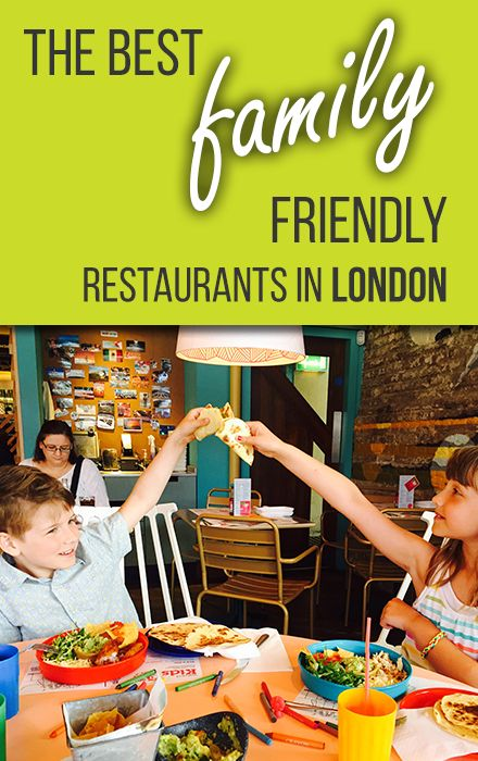 Choosing somewhere to eat with the little (or not so little) ones in tow can be a daunting experience, especially when in a bustling city like London.  But fear not, Central London Apartments are here to help with our list of the Top Family Friendly Restaurants in London.