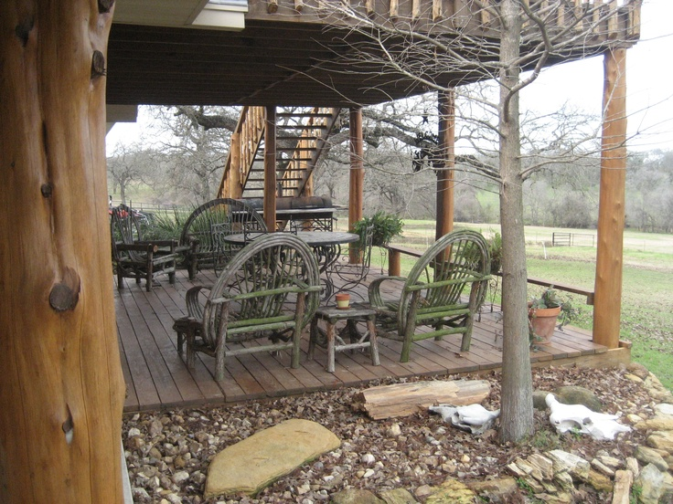 91 best images about Primitive porches. on Pinterest ... on Country Patio Ideas id=29871