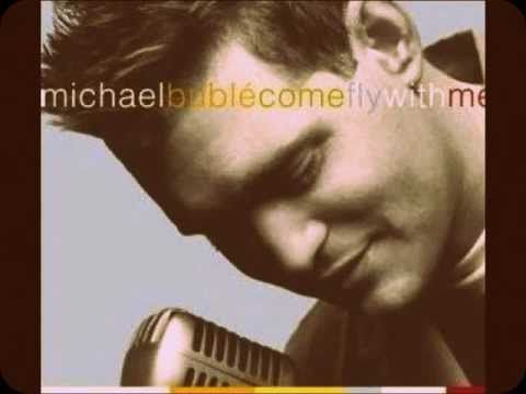 Every time I hear this song, my heart beats faster!!  Michael Buble - Come Fly With Me