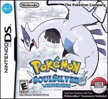 Pokemon SoulSilver - Game Only for Nintendo DS | GameStop