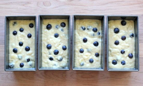 Banana Buttermilk Blueberry Bread Is Delicious | The WHOot