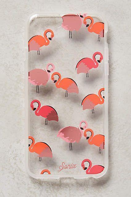 Flamingo iPhone 6 Case - anthropologie.com