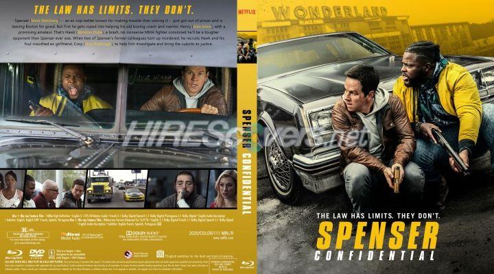 Spenser Confidential 2020 Custom Blu Ray Cover In 2020 Custom Dvd Dvd Covers Dvd Label