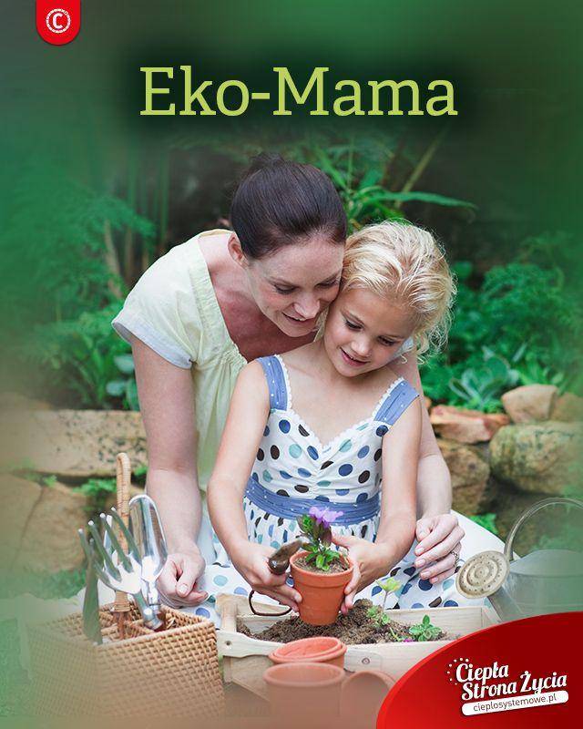 Eko-mama to nie tylko mama, która wybiera produkty naturalne i wielokrotnego użytku, ale także dba o świadomość ekologiczną swojego dziecka. Nie mówimy tu o moralizowaniu, ale o wspólnej radosnej zabawie, która buduje ciepłe relacje między mamą a dzieckiem i podczas której maluch przy okazji uczy się mądrych wyborów. Jakie eko-nawyki i eko-praktyki są najłatwiejsze do przyswojenia przez wszystkie mamy? Przeczytajcie na naszym blogu.