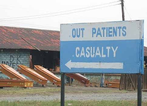 Out Patients - Casualty