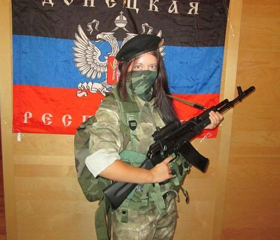 100%™ Freedom Donbass