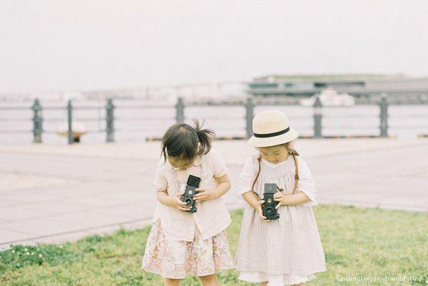 camera GIRL's. by shima., via Flickr
