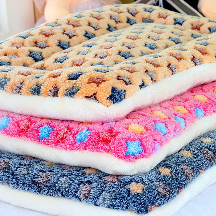 Dog Blanket Fleece Pet Blanket For Dogs And Cats Bed For Big Dogs Leopard Print Cat Mat Soft Cushion Warm Quilt Cotton Terry 15 // Worldwide FREE Shipping //     #supplies