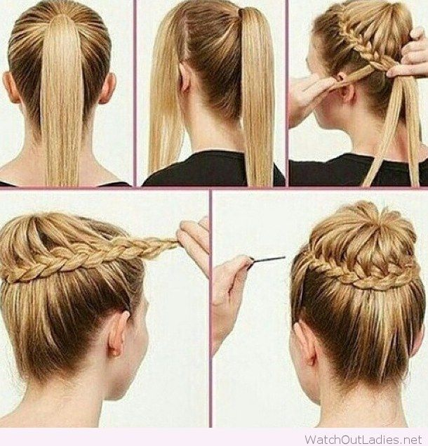 The right hairstyle for a formal event! <3 Check now!