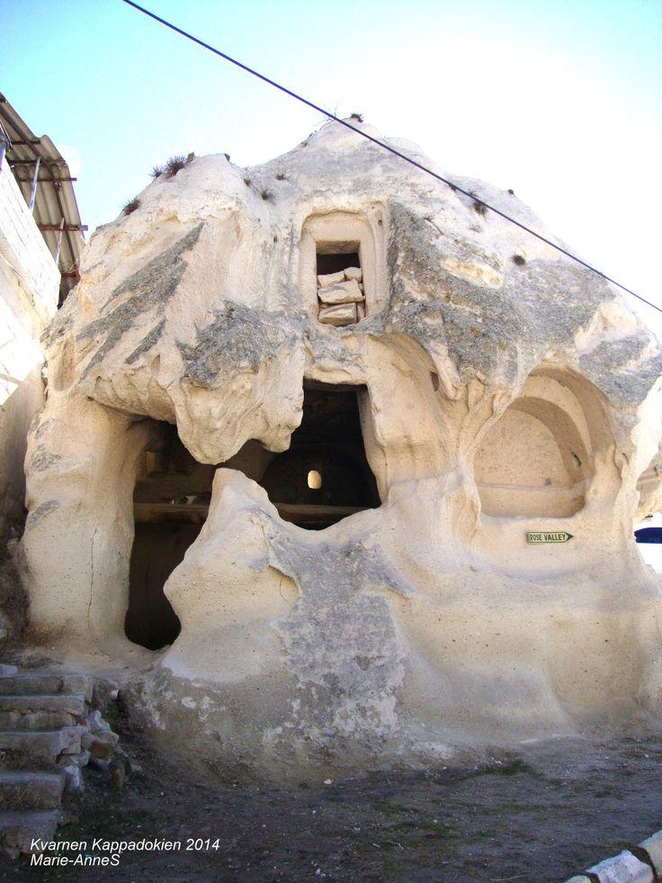A mill Cappadocia 2014