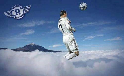 Cristiano Ronaldo stworzył własne linie lotnicze • Cr 7 Cristiano Airways nową linią lotniczą • Ronaldo lata w chmurach • Zobacz >>