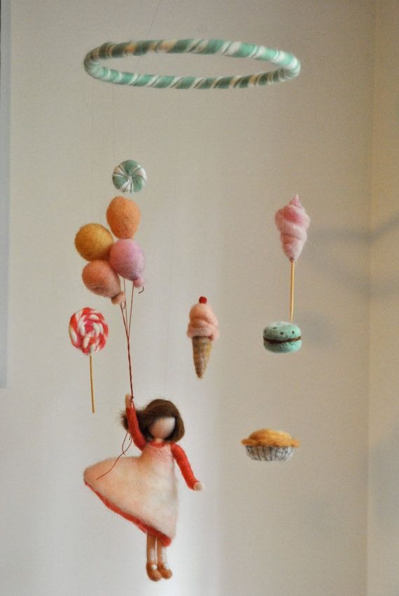 Special Item for Sandra : Pastry ,Candy , Ice Cream Mobile