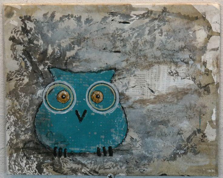 owl uggla konst Maria Wiberg