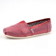 Red Classics Sequins Women Red Shoes $22.66 http://findanswerhere.com