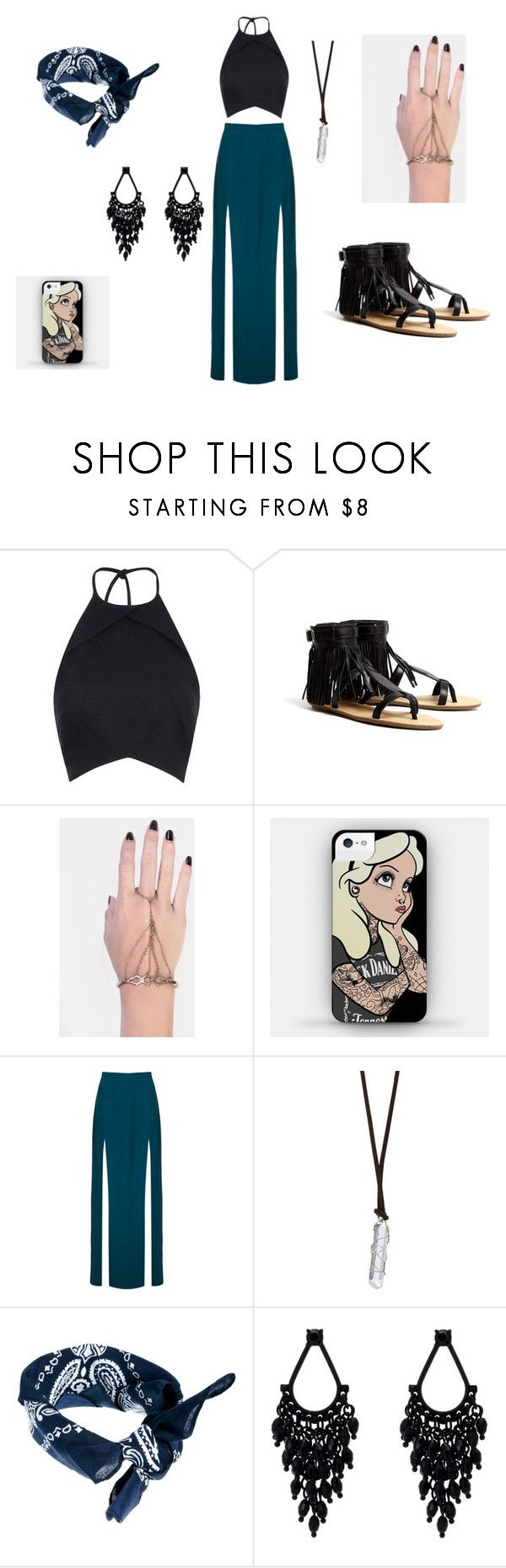 """""""No worries"""" by drew-bell ❤ liked on Polyvore featuring Rebson, Loeffler Randall, INDIE HAIR, Topshop, Hot Topic, ASOS, Oasis, music, indie and hippie"""
