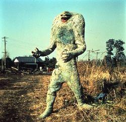 画像:人間が怪獣化したジャミラの弱点は?(C)円谷プロ