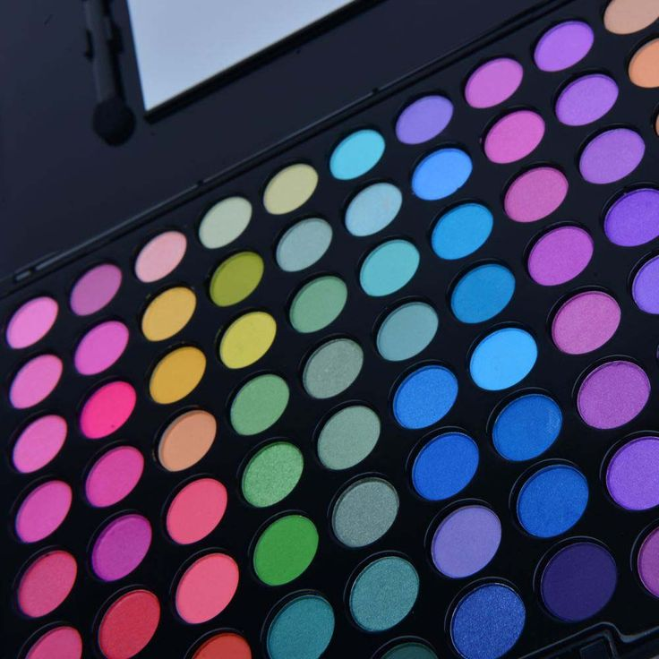 88 Colour Eyeshadow Palette