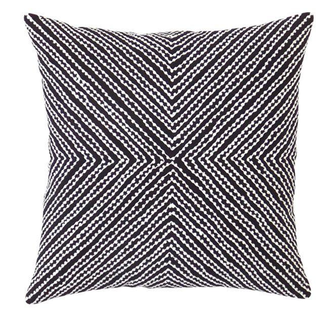 dg37 crossroads 45x45cm filled cushion black 45 39 s