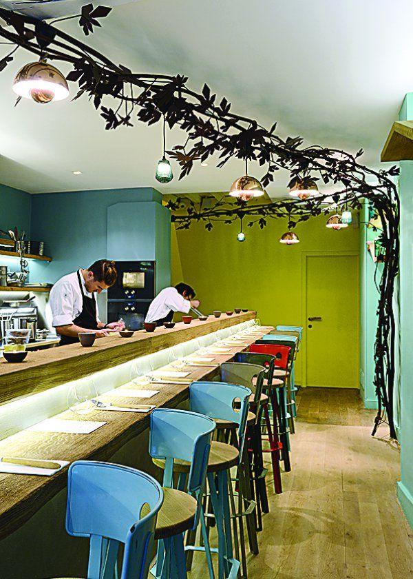 Sang Hoon Degeimbre , restaurant à Bruxelles