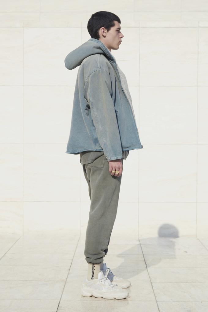 1b9f6b5b8 Shearling Lined Canvas Jacket Glacier | Fashion | Canvas jacket ...