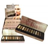 W7 In The Buff Natural Nudes Eye Colour Palette - V1