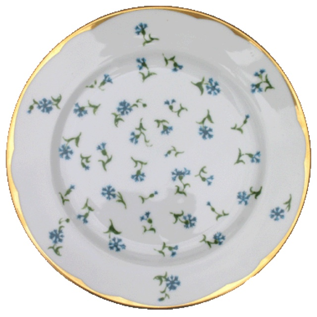 White House China of President John Adams. This pattern is my favorite of the state china services.