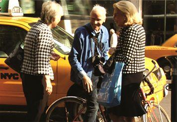 Bill Cunningham 映画『ビル・カニンガム&ニューヨーク』