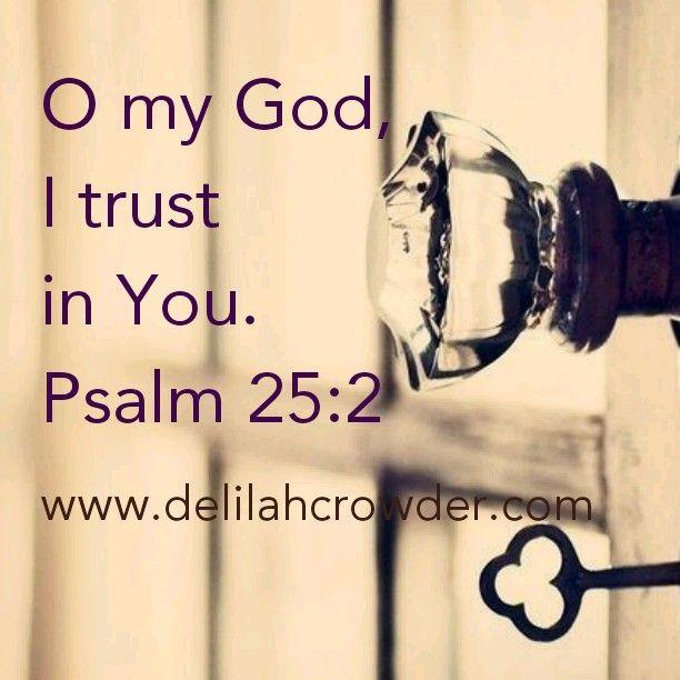 salmo 25 : 2