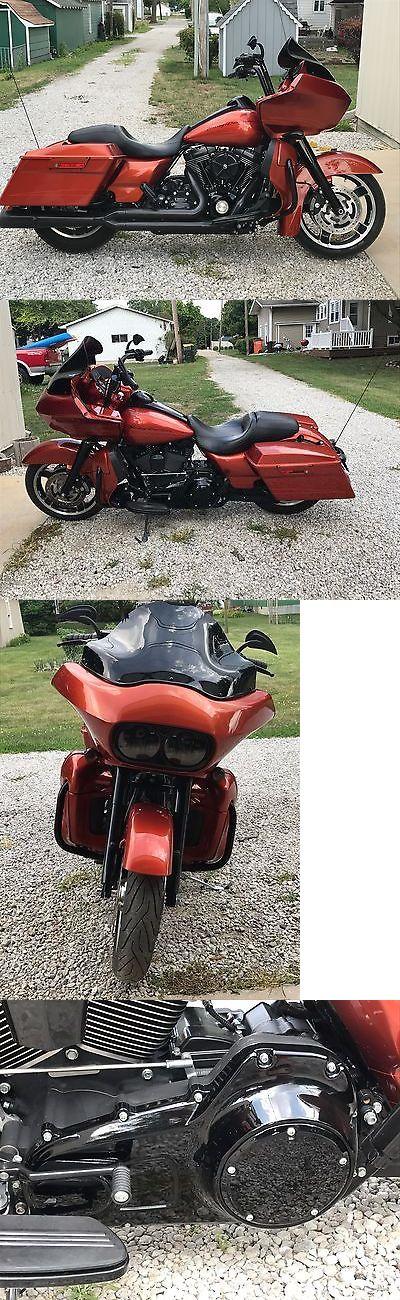 Motorcycles: 2011 Harley-Davidson Touring 2011 Harley Davidson Road Glide Custom Fltrx Sedona Orange -> BUY IT NOW ONLY: $15000 on eBay!