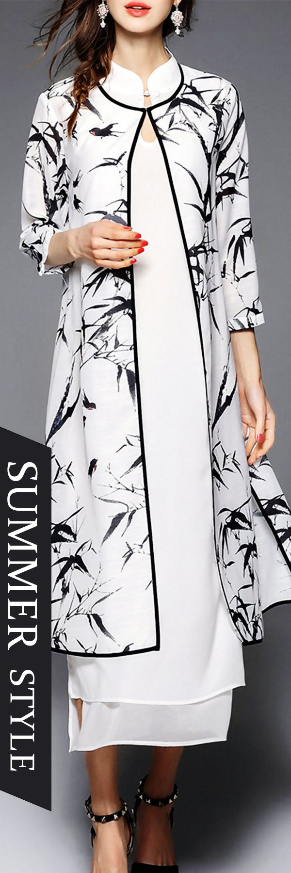 Experience Asian Elegance. Comfortable Summer Dress and More are Waiting For You at vipme.com !