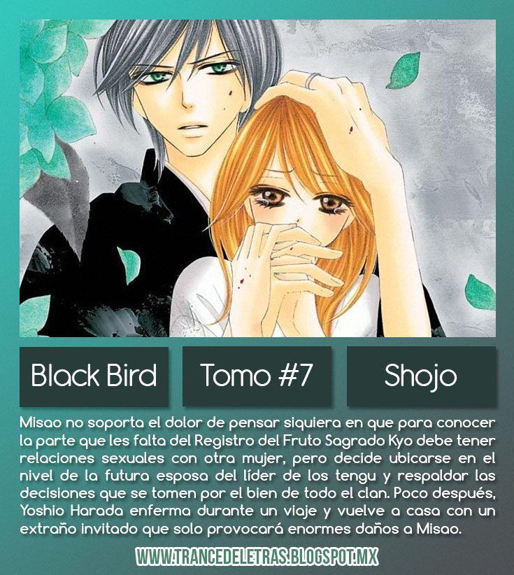 Opinión Manga: Black Bird (Tomo #7) de Kanoko Sakurakouji