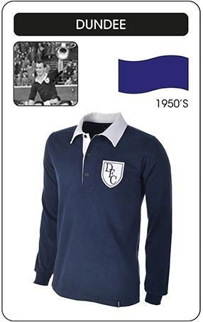 The Football Nation Ltd - Dundee FC 1952-1954 Retro Home Shirt, �39.99 (http://www.thefootballnation.co.uk/retro-football-shirts-dundee-1952-1953-1954-copa)