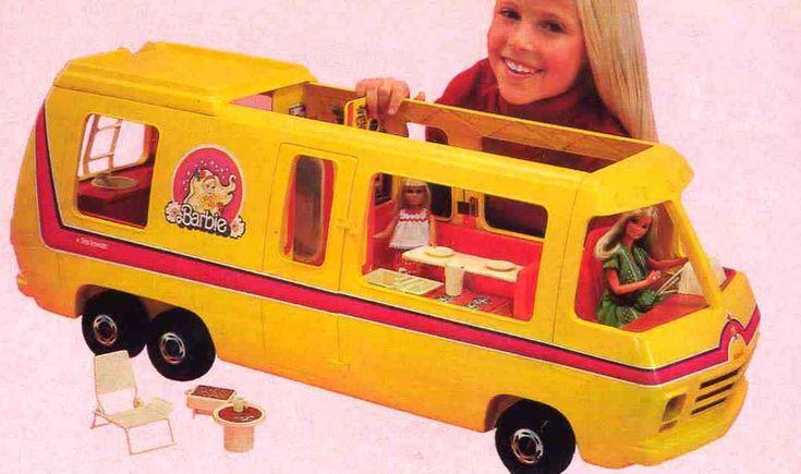80s barbie car | Barbie 82/88 · MAIL'TING'POP