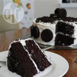 Фото рецепта: Гипоаллергенный торт (без яиц, молока или орехов)