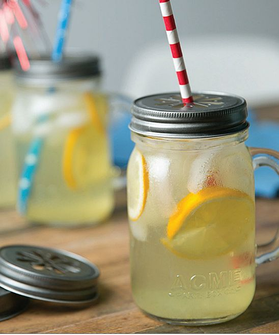 Mason Jar Mug.  Perfect for my THM drinks!