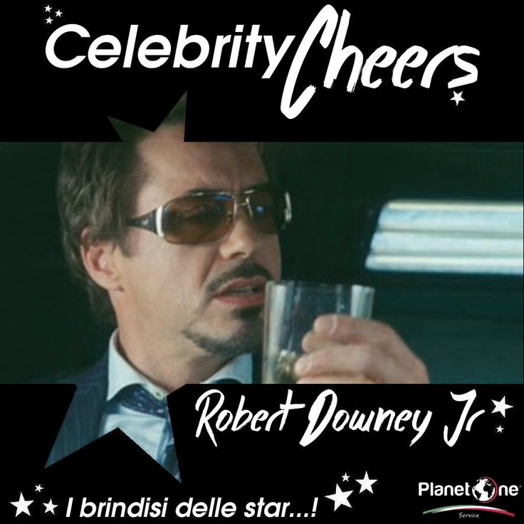 Sul grande schermo è stato Iron Man e Sherlock Holmes, è un tipo tosto e i suoi drink li preferisce on the rocks. Non può che essere lui: ladies and gentlemen… Mister Robert Downey Junior!