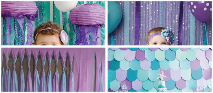 Mermaid-Party-Backdrop-Ideas