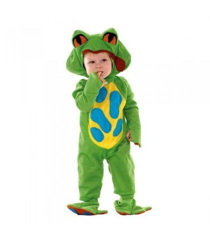 Βατραχάκι στολή για μικρά παιδιά Βάτραχος